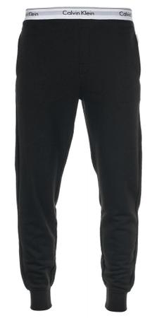 Calvin Klein moški spodnji del trenirke, L, črn