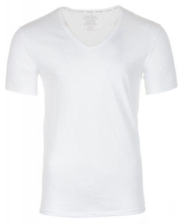 8c307f8f87 Calvin Klein dvojité balení pánských triček S bílá | MALL.CZ