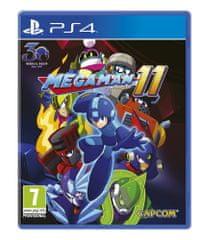 Capcom igra Megaman 11 (PS4)