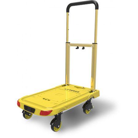 Stanley voziček, platforma, alu, 90 kg (SXWTD-PC518)