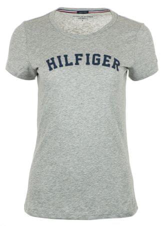 Tommy Hilfiger dámské tričko S sivá