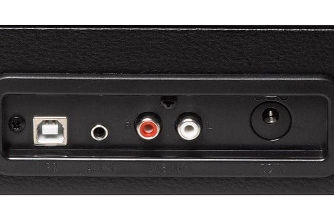 Denver VPL-120 lemezjátszó USB bemenettel