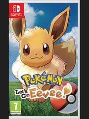 Pokémon: Lets Go, Eevee! (SWITCH)