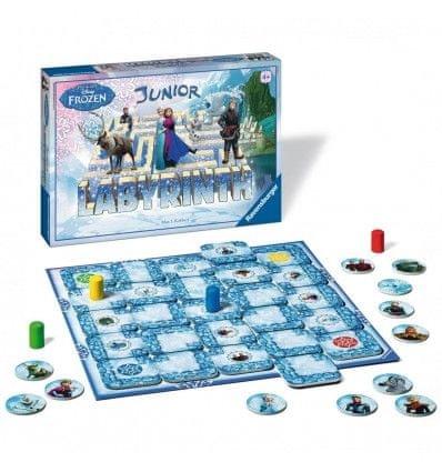 Ravensburger labirint Frozen