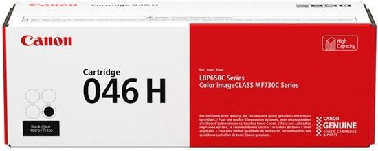 Canon 046 H, čierna (1254C002)