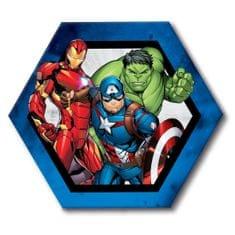 Jerry Fabrics dekorativni otroški vzglavnik Avengers