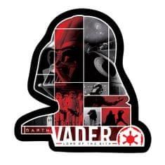 Jerry Fabrics Dekoratívny mikroplyšový vankúšik Darth Vader