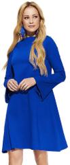 Makadamia ženska obleka, 38, modra - Odprta embalaža
