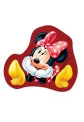 Jerry Fabrics Dekoratív mikroplüss párna Minnie baby