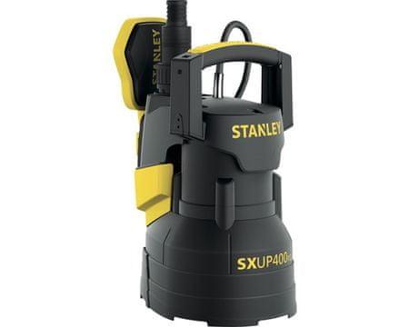 Stanley vodna črpalka za čisto vodo, 400 W (SXUP400PCE)