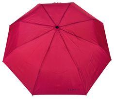 Esprit Mini Basic Egyedi uni rózsaszín összecsukható esernyő