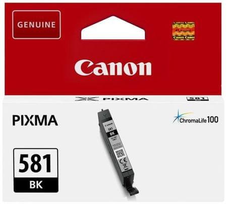 Canon kartuša CLI-581, foto črna