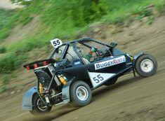 Allegria jízda v závodní Buggy - 7 kol Sedlčany