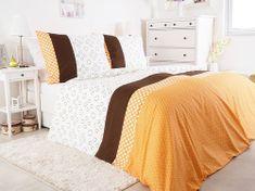 B.E.S. Petrovice bombažna posteljnina, 140 × 200 Exkluziv - Granada