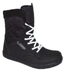 Loap Dámske zimné topánky Portico black / bl.de blanc SBL1626-V11A