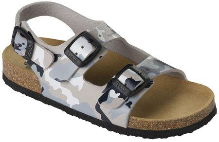 Scholl Sandals légzsák B / S Kid Bioprint Szürke Multi F265741865 (méret 29)