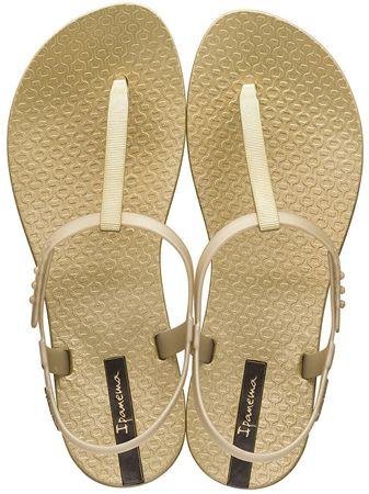 ff0bf420b891 Ipanema Dámske sandále Class Exclusive Fem 26189-20889 Gold (Veľkosť 35-36)