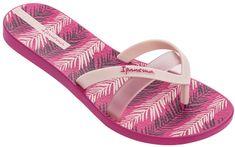 Ipanema Dámske žabky Kirei Silk III Fem 82289-21038 Pink/Pink