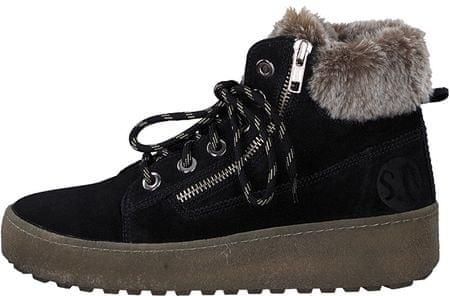 s.Oliver Dámské kotníkové boty Navy 5-5-25239-21-805 (Velikost 40)