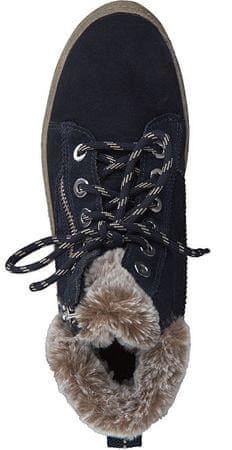caf89ff9045ab s.Oliver Dámske členkové topánky Navy 5-5-25239-21-805 (Veľkosť 37 ...