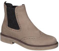 Scholl Dámské kotníkové boty Rudy Memory Cushion Taupe F272921062
