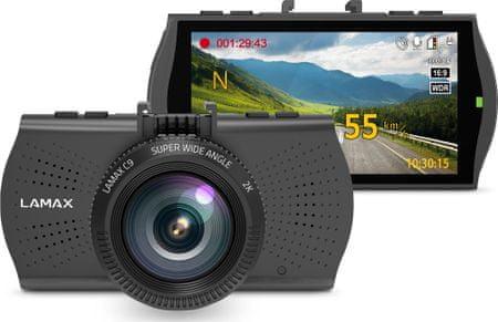 LAMAX avto kamera C9