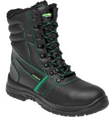 Adamant Zimná vysoká pracovná obuv Classic S3 čierna 38