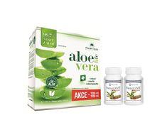 Pharma Activ AloeVeraLife 1+1 ZDARMA (1000 ml + 1000 ml) + 2 x InsuLive 55 kapslí
