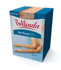 Bellinda výhodný set punčoch DIE PASST 20 DEN - 5 ks