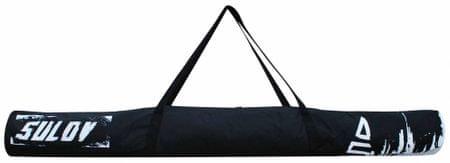 Sulov torba za smuči, 1 par, črno bela