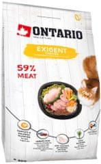 Ontario karma dla kotów Exigent 2 kg