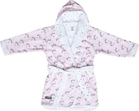 Luma Fürdőköpeny - Racoon Pink