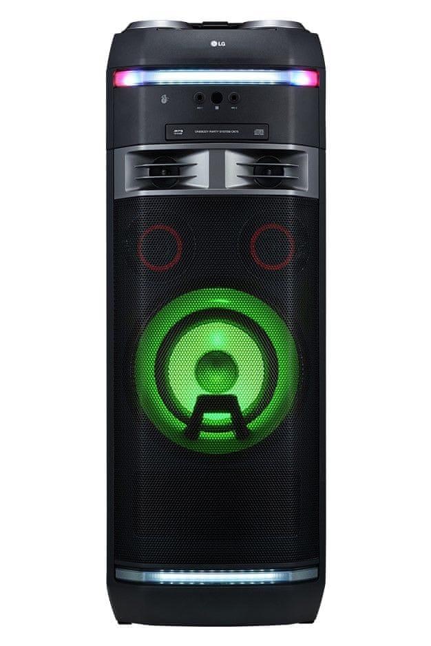 LG OK75 hordozható hangszóró FM tuner rádió
