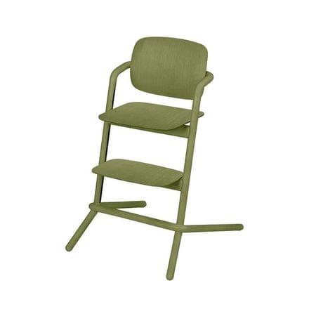 Cybex Lemo otroški stol Wood 2019 Outback Green