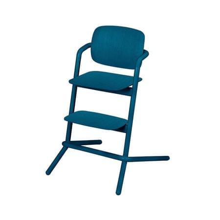 Cybex Lemo Chair Wood Twilight Blue