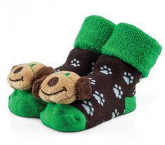 Attractive chlapecké ponožky s pejskem