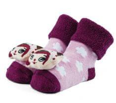 Attractive dievčenské ponožky s elfkou