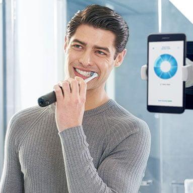 Oral-B Genius 10000 Black asistence