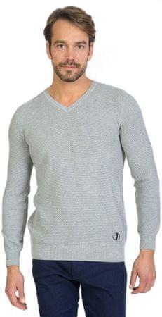 Sir Raymond Tailor moški pulover, M, siv