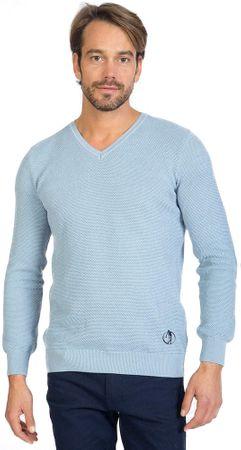 Sir Raymond Tailor muški pulover, XXL, svijetlo plavi