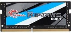 G.Skill memorija (RAM) Ripjaws 4 GB, DDR4, 2666 MHz, SO-DIMM (F4-2666C18S-4GRS)