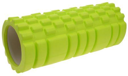 LIFEFIT JOGA ROLLER A01, 33x14 cm, zöld