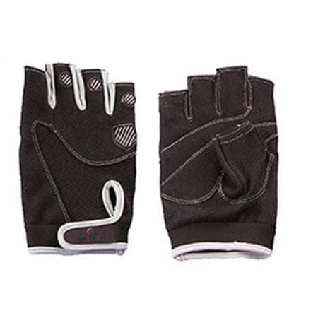 Spartan fitnes rokavice Ergo, črne, M