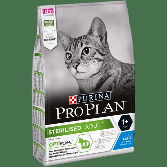 Purina Pro Plan Cat Sterilised králík 3kg