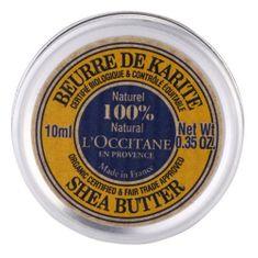 LOccitane EnProvence Bambucké máslo pro suchou pokožku 100 % BIO (Shea Butter)