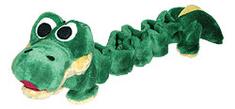 Tommi Bungee toy krokodíl, 58-78cm
