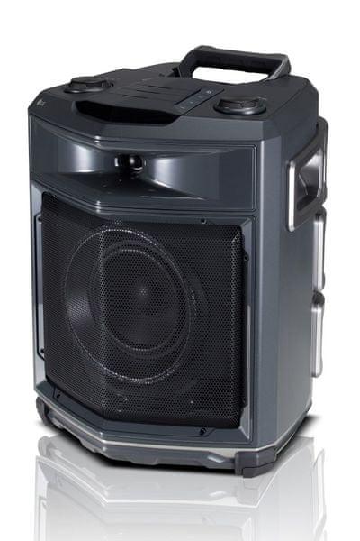 Reproduktor LG FJ3 s karaoke FM radio