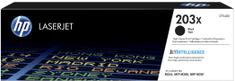 HP toner 203X, czarny (CF540X)