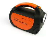 Doca Powerbank 30 000 mAh, 24 V černá/oranžová - zánovní