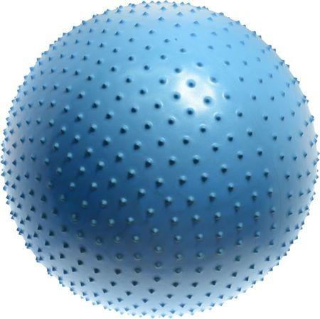 LIFEFIT gimnastičarska masažna lopta Massage Ball, 65 cm